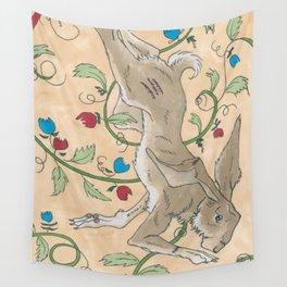 Spiel Mit Mir: Kaninchen Wall Tapestry