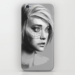 Tribe Mother iPhone Skin