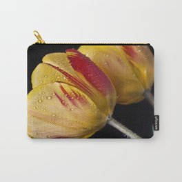 Sunny Tulips Carry-All Pouch