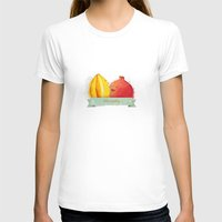pomegranate T-shirts featuring Pomegranate by Cutysun