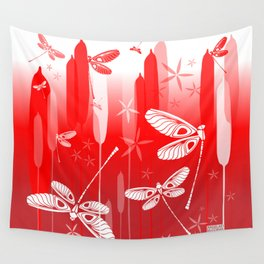 CN DRAGONFLY 1013 Wall Tapestry