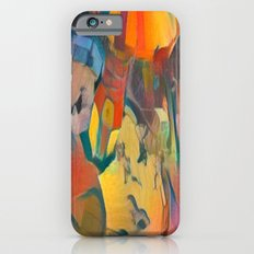 abstract Carnival ride Slim Case iPhone 6s