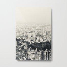 Endless Skylines (1) Metal Print