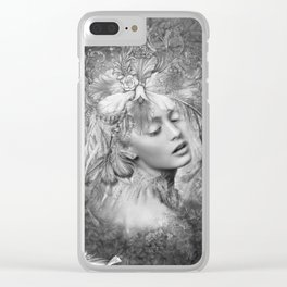 IMPRESSIONISTIC BEAUTY 02 Clear iPhone Case