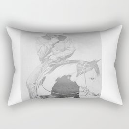 On the Ranch Rectangular Pillow