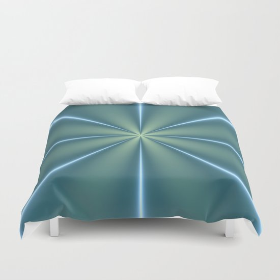 Pinch in MWY 01 Duvet Cover