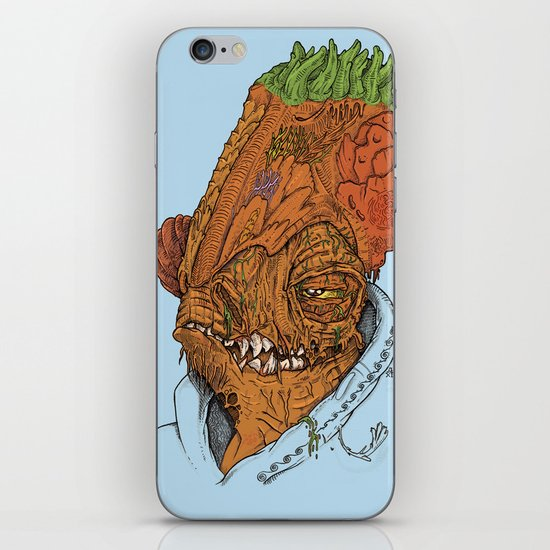 It's A Trap iPhone & iPod Skin