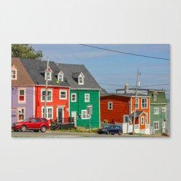 Jellybean Canvas Print