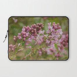 Lilacs Laptop Sleeve