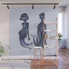 I think we work well Wall Mural