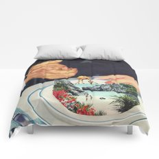 Bermuda a'la Soup Comforters