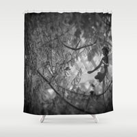 fairy Shower Curtains featuring Fairy by Kyle Dufort