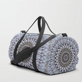 Frozen colors mandala Duffle Bag
