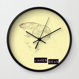 James II Wall Clock
