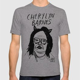CHEZ BY DALE WYLIE T-shirt