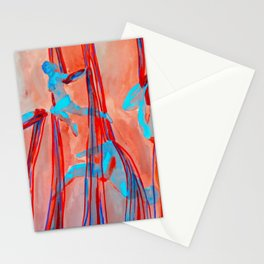 Aerial Quartet Stationery Cards