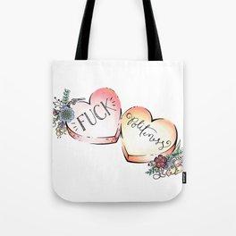 F Politeness Tote Bag