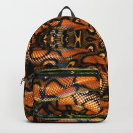 Rainbow Boa Backpack