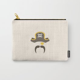 My little yellow gold Pirate Carry-All Pouch
