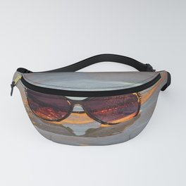Sunglasses On The Beach Fanny Pack