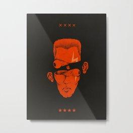 sensory Metal Print