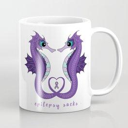 Epilepsy Sucks Coffee Mug