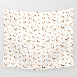 Wild Ducks Wall Tapestry
