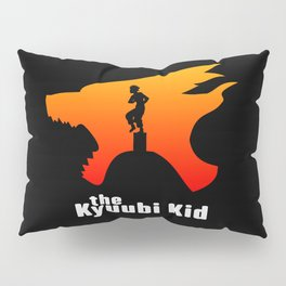 The Kyuubi Kid Pillow Sham