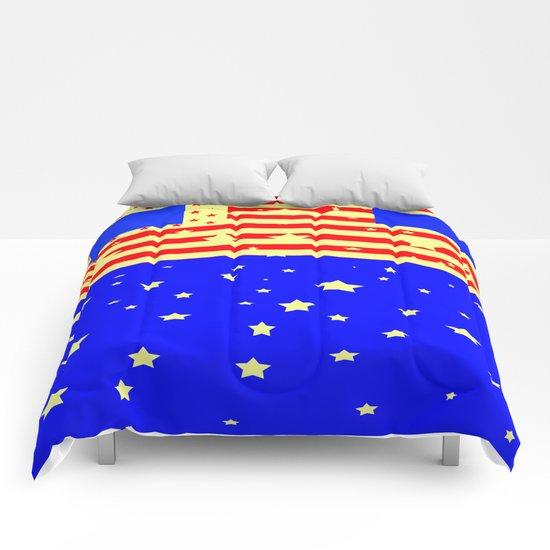 Mr. America  Comforters