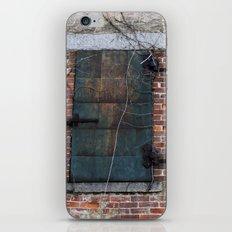 Dark Window iPhone & iPod Skin