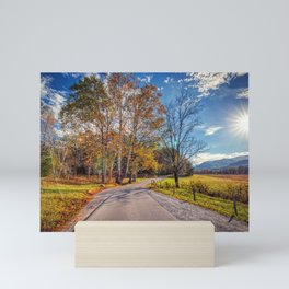 Cades Cove Mini Art Print