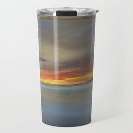 San Clemente Sunset Travel Mug