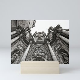 The Church Mini Art Print
