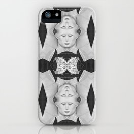 Portrait d'une dame — Flemish Division iPhone Case