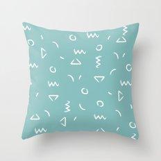 pinsel Throw Pillow