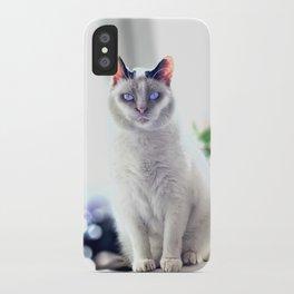 The Magic Cat iPhone Case