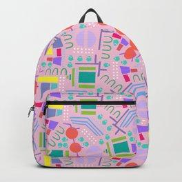 Shapes of Hackney Backpack