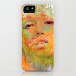 Norma Jeane iPhone Case
