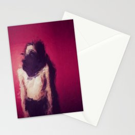 _ghostdieci Stationery Cards