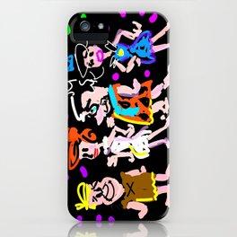 FLINTSTONES  iPhone Case