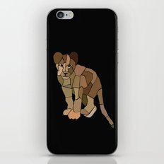 Cuteness. iPhone & iPod Skin