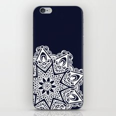 White Signature iPhone & iPod Skin