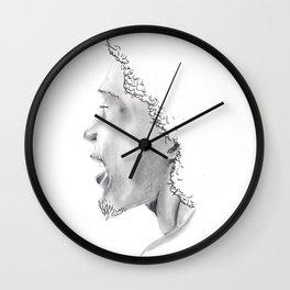 Young Marley Wall Clock