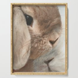 SomeBunny Loves you! Serving Tray