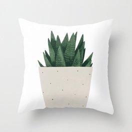 Spikey Throw Pillow