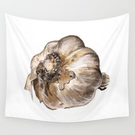 Garlic Wall Tapestry