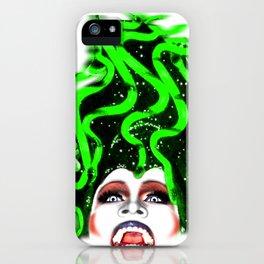 Sassy Ross Medusa iPhone Case