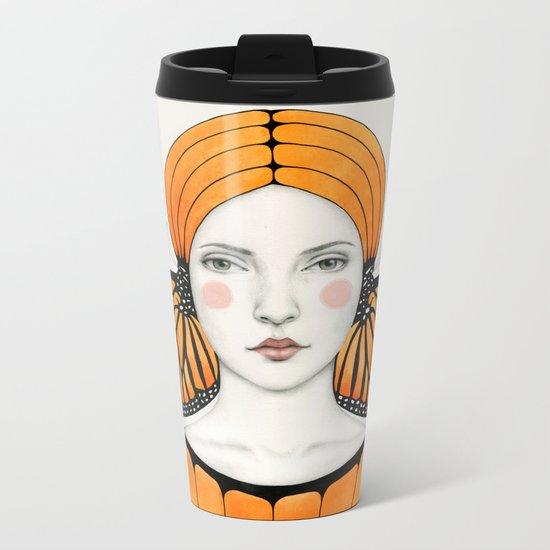 Anais Metal Travel Mug