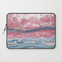 A sea of thoughts Laptop Sleeve
