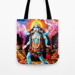Hindu Kali 19 Tote Bag
